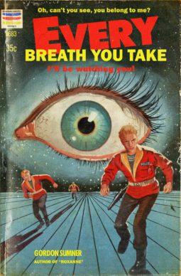 Every Breath You Take. Courtesy l'artista