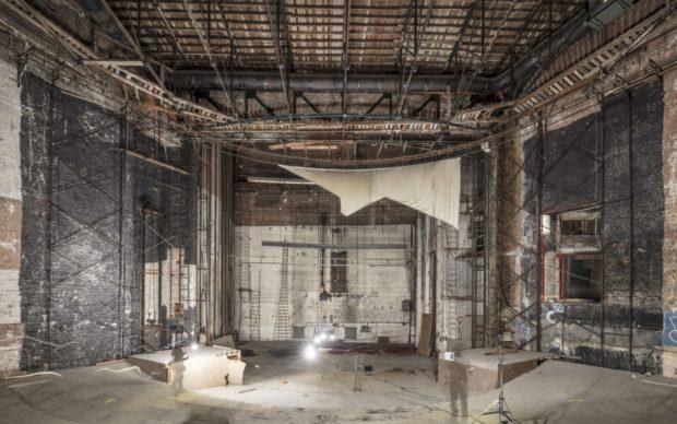 Flores & Prats with Ouest Architecture - Théâtre des Variétés in Brussels - As Found