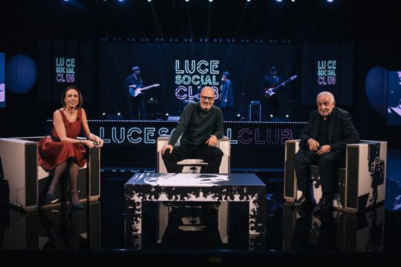 Ivano De Matteo ospite di Luce Social Club