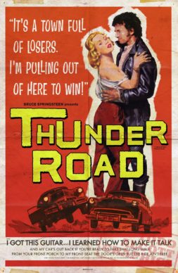 Thunder Road. Courtesy l'artista