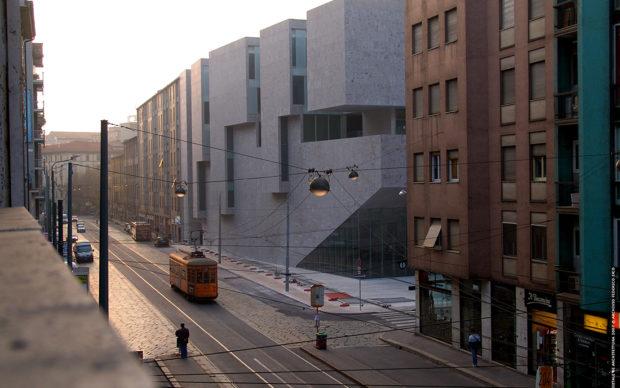 Universita Luigi Bocconi, photo courtesy of Federico Brunetti