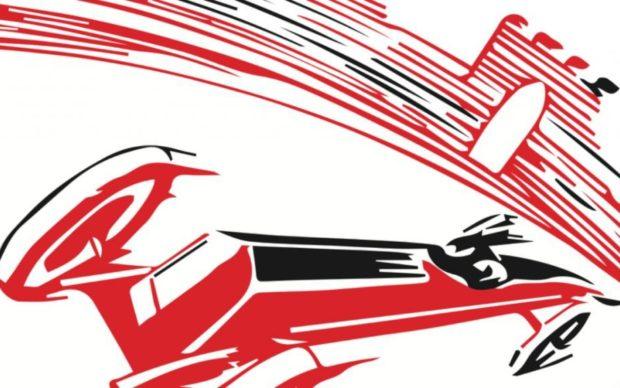 Futurismo postale, SilvanaEditoriale (dettaglio della copertina)