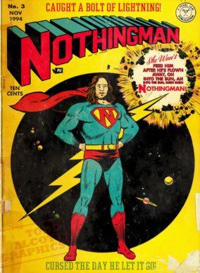 Nothingman. Courtesy l'artista