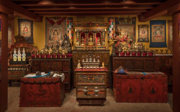 Shire Room, David de Armas, courtesy of the Rubin Museum of Art