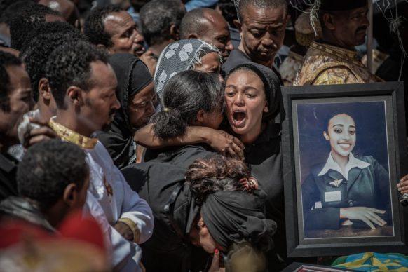 Ethiopian Airlines Flight 302 Crash Site © Mulugeta Ayene, Ethiopia, Associated Press