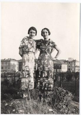 Irma Bandiera. Ai giardini. Photo courtesy Istituzione Bologna Musei | Museo civico del Risorgimento