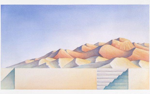 John Marx, The Long View, 1988