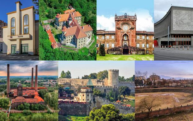 Castello di Sammezzano 7 Most Endangered Europa Nostra