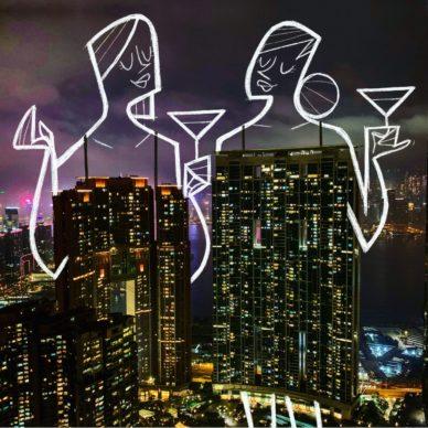 Hong Kong_by Ale Giorgini (photo @bernardlam). Courtesy l'artista