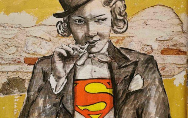 Lediesis, Marlene Dietrich. Courtesy Lediesis