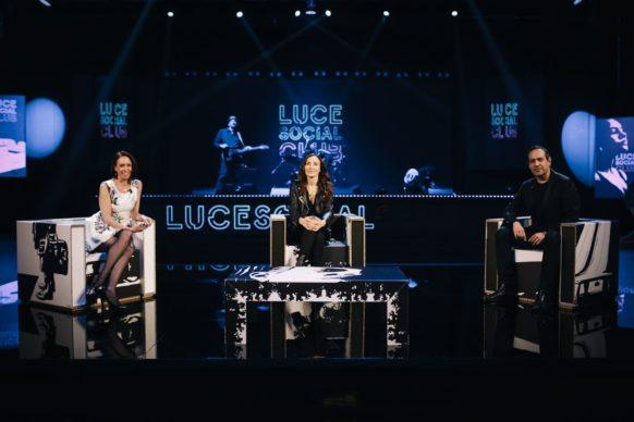 Marina Rei, ospite del terzo episodio di Luce Social Club