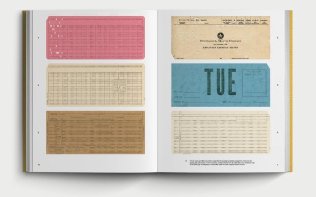 Print Punch. Artefacts From The Punch Card Era courtesy CentreCentre