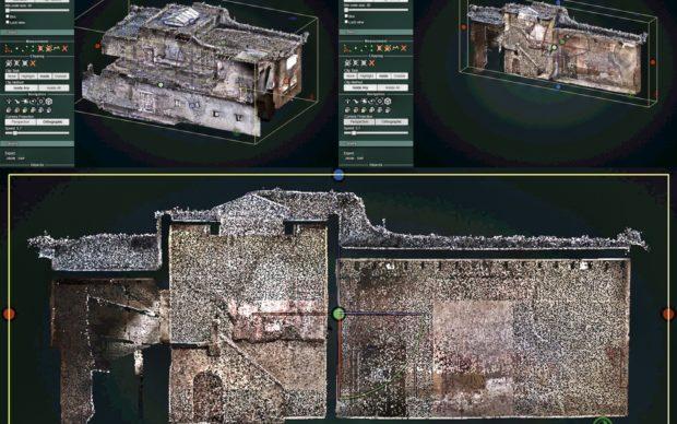 Per gentile concessione del Parco Archeologico di Ercolano