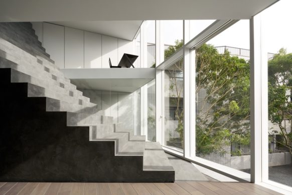 Nendo, Stairway House. Photo Daici Ano