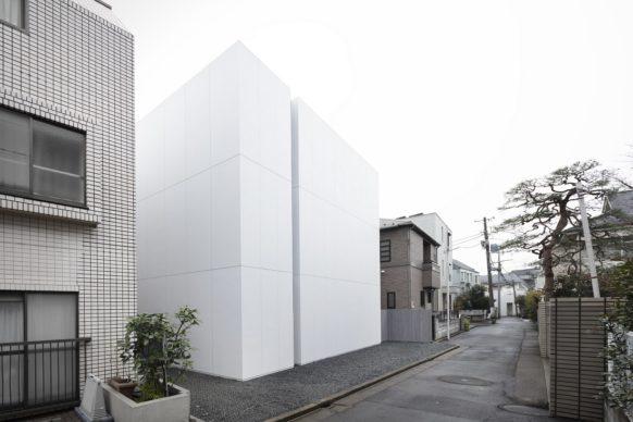 Nendo, Stairway House. Photo Takumi Ota