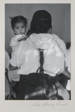Lola Álvarez Bravo, De Generación en Generación, ca. 1950; gelatin silver print, 18 3/4 x 14 in.; National Museum of Women in the Arts, Gift of the artist; © 1995 Center for Creative Photography, University of Arizona Foundation