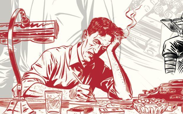 Orwell, L'Ippocampo, courtesy l'editore