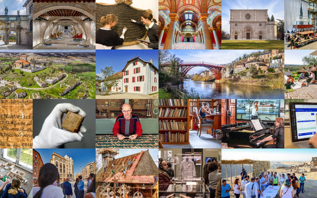 2020 Winners of the European Heritage Awards / Europa Nostra Awards, credits Europa Nostra, via Flickr,(CC BY-NC-SA 2.0)