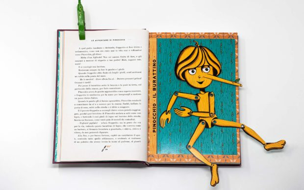 Le avventure di Pinocchio, L'Ippocampo, courtesy l'editore