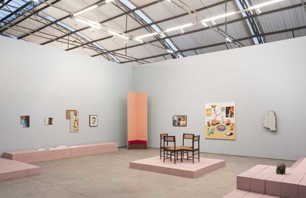 AAA – Antologia de Arte e Arquitetura - Installation views Photo Eduardo Ortega