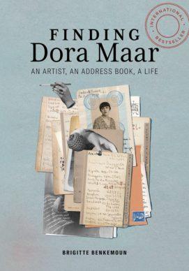 "La copertina del libro ""Finding Dora Maar"". Courtesy of Getty Publications"