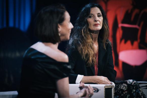 Francesca D'Aloja, ospite del quinto episodio di Luce Social Club