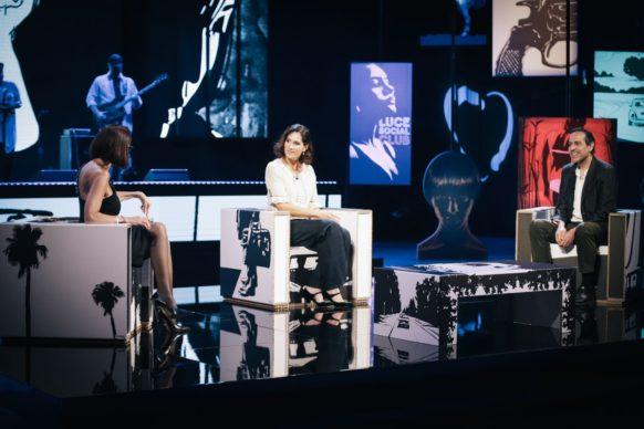 Laura Luchetti, ospite del settimo episodio di Luce Social Club
