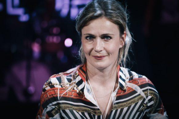 Lucia Mascino, ospite della sesta puntata di Luce Social Club
