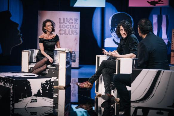 Motta, ospite del quinto episodio di Luce Social Club