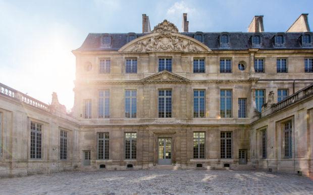 açade de l'hôtel Salé © Musée National Picasso-Paris, Voyez Vous,Chloé Vollmer-Lo
