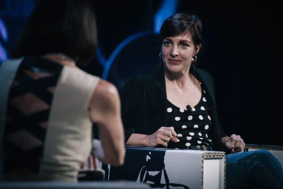 Nicoletta Baldari, ospite dell'ottava puntata di Luce Social Club