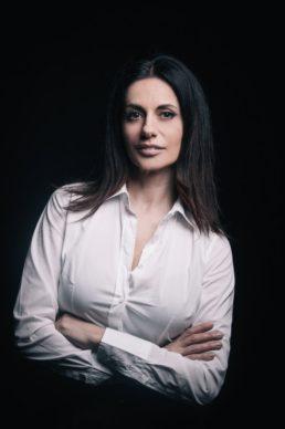 Rossella Brescia, ospite del settimo episodio di Luce Social Club