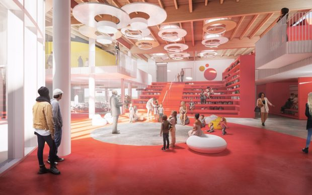 San-Lazzaro-Campus-KID_render-redHall_visual-by-MCA
