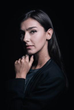 Stella Egitto, ospite del quinto episodio di Luce Social Club