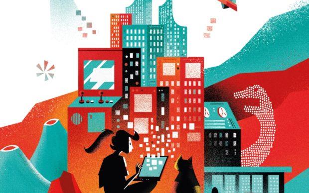 Baricco, Beltrame, The Game. Storie del mondo digitale per ragazzi avventurosi, dettaglio della copertina
