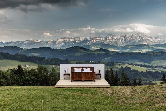 Zero Real Estate, Null Stern Spin-off Säntis-Suite ©Appenzellerland Tourism Switzerland 2020