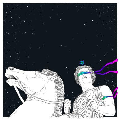 Polluce, un'illustrazione di Adam Tempesta. Courtesy l'artista