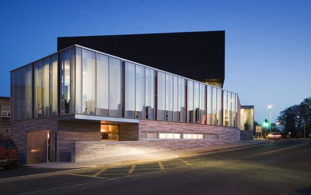 Solstice Arts Centre © Ros Kavanagh