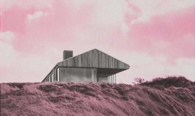 """Un dettaglio della copertina di """"Living on Vacation Contemporary Houses for Tranquil Living"""", Phaidon, 2020"""