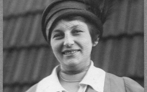 Lilly Reich, portrait, 1914 © Bauhaus-Archiv Berlin
