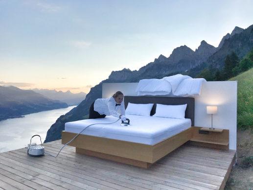 Zero Real Estate, Null Stern Spin-off Lüsis Suite. Photo ©Patrik Riklin, Switzerland 2020