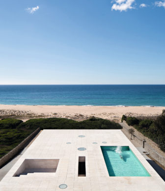 House of the Infinite, Alberto Campo Baeza, Cádiz, Spain, 2014. Image credit: Estudio Arquitectura Campo Baeza/Javier Callejas (page 179)
