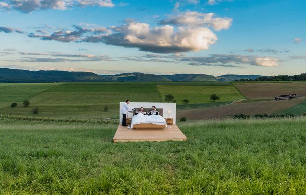 Zero Real Estate, Null Stern Spin-off Pinot Suite ©Schaffhauserland Tourism Switzerland 2020