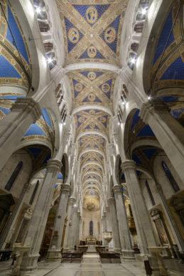 Cattedrale di Lucca. Courtesy: Tecnoservice, photo Luca Lupi