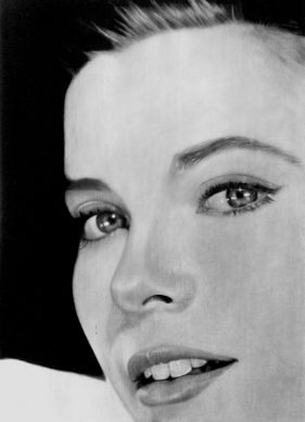 Grace Kelly - Alessandra Di Girolamo. Courtesy l'artista