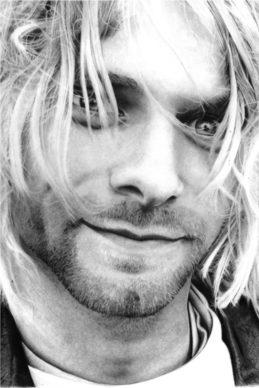 Kurt Cobain - Alessandra Di Girolamo. Courtesy l'artista