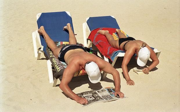 Magaluf, Maiorca, Spagna, 2003 © 2020 Martin Parr / Magnum Photos
