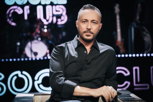 Massimo Cantini Parrini, ospite del dodicesimo episodio di Luce Social Club