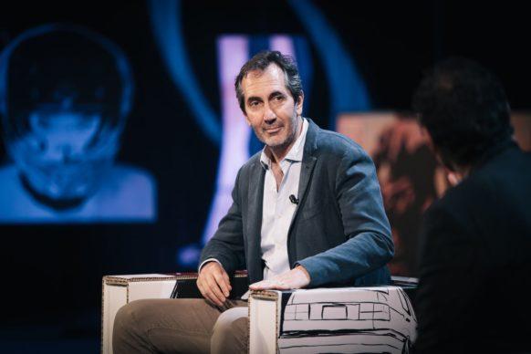 Paolo Calabresi, ospite della nona puntata di Luce Social Club