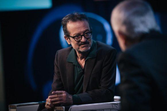 Rocco Papaleo, ospite della tredicesima puntata di Luce Social Club